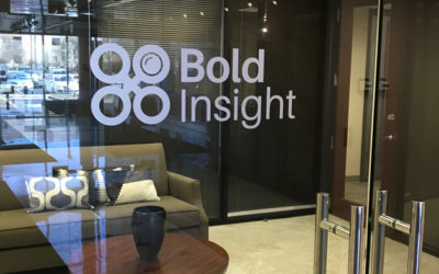 Global user experience research agency, Bold Insight, establishes headquarters in Oakbrook Terrace, IL