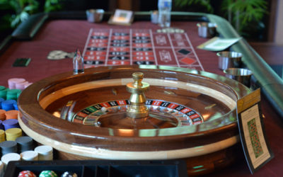 10 charities come out on top at Bold Insight's casino night