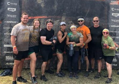 Tough Mudder 2019 crew