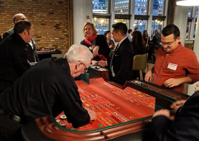 Chips for Charity craps
